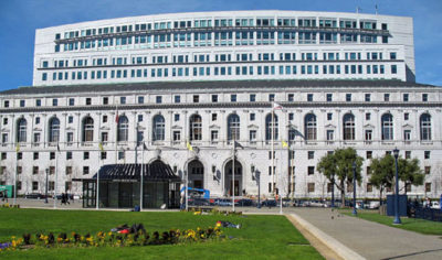 California Supreme Court Earl Warren Building San Francisco- Sanfranman59 Wiki CC